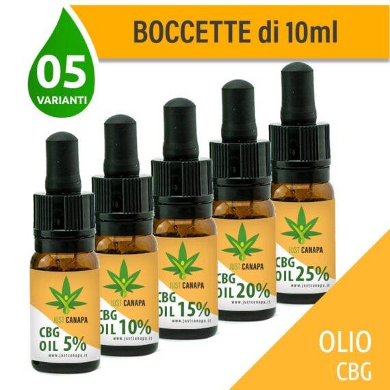 olio CBG