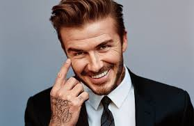 david beckham e la cannabis