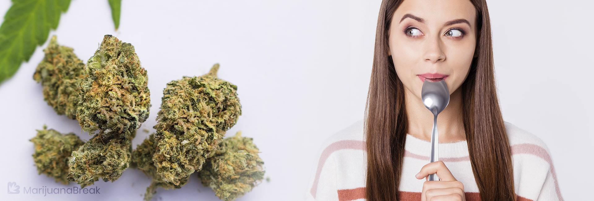 la cannabis può aiutare a bruciare calorie