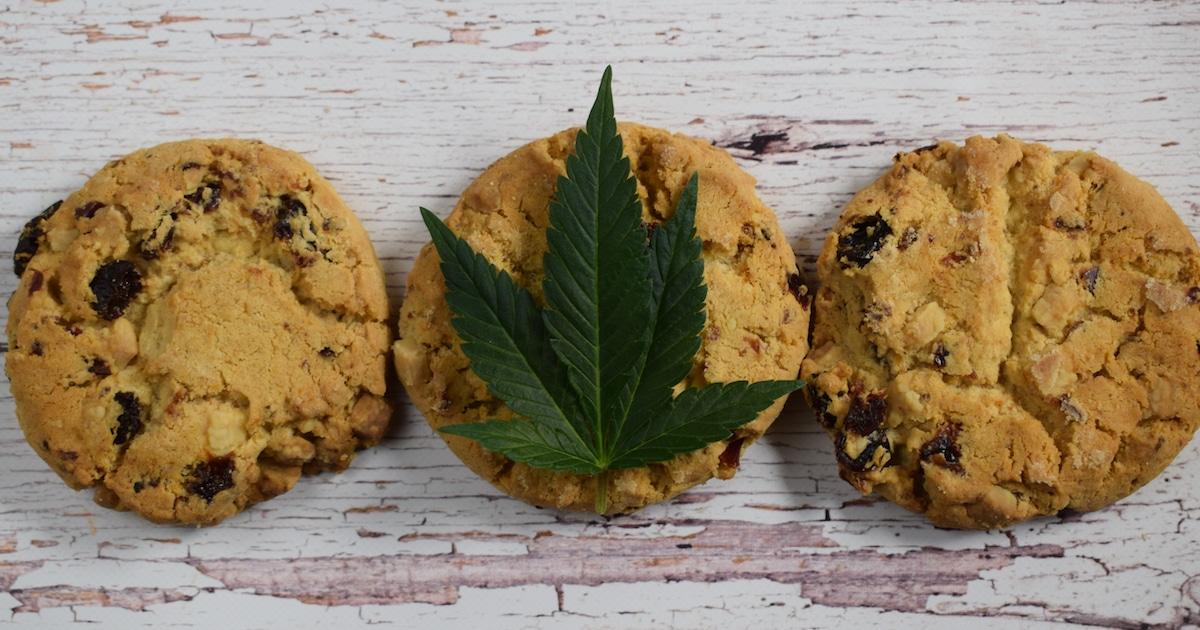 come cucinare biscotti alla marijuana legale