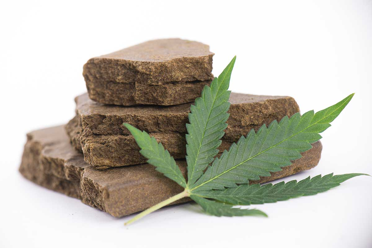 Cos'è l'hashish e in che modo è diverso dalla marijuana