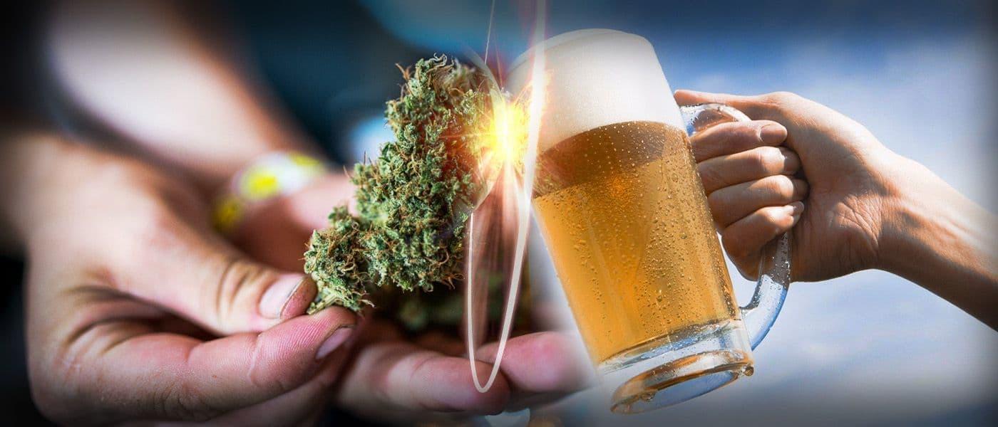 Marijuana Legale E Alcol
