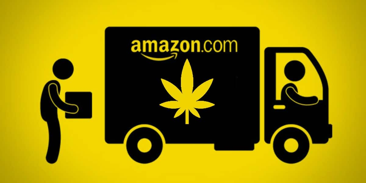 Amazon Dà Il Via Libera Alla Marijuana